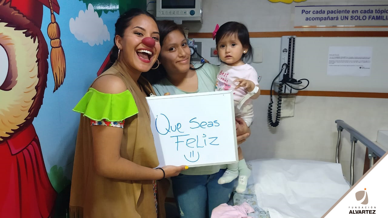 Reír para vivir - Clínica San Juan Bautista - Noviembre 2018